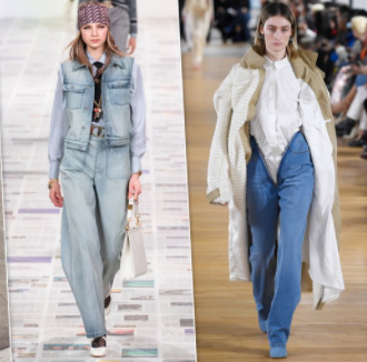 Top 5 most fashionable jeans for the fall-winter 2020-2021