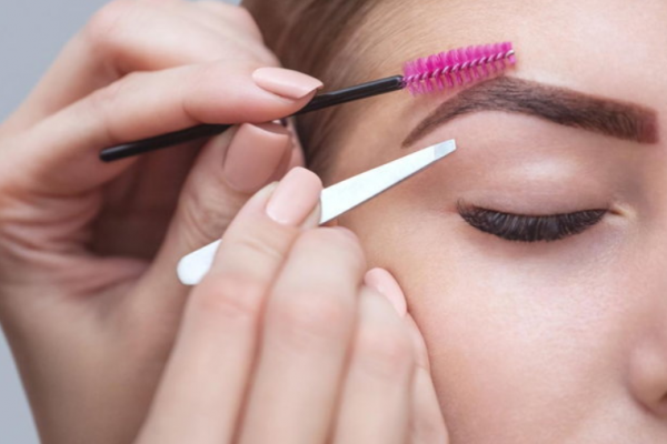 "How to ""Cover up eyebrow tattoo"", make new eyebrows"