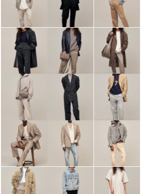 """Fear of God """"Autumn fashion 2021"""" collection"""