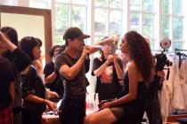 """Bank Natdanai a Makeup Artist in New York"""