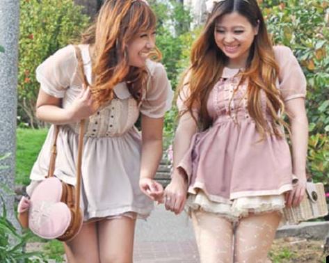 """""""Beautiful fashion for plump girls"""""""