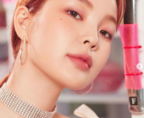 Eyebrow trend, Korean shape 2021